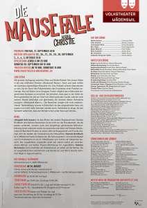 Programm Hinterseite